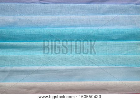 samples color fabric as texture or  background
