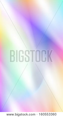 Abstract colorful creative background. 16:9 ratio format. Vector illustration background design for mobile.