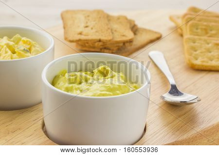 Curried Chicken Salad And Toast
