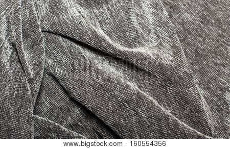 Texture Of Velvet Fabric, Velor And Velvet Clothes