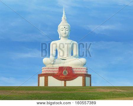 big buddha in thailand, buddha in asia