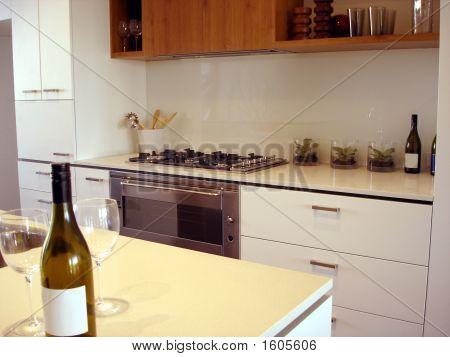 Apartment Galley Kitchen