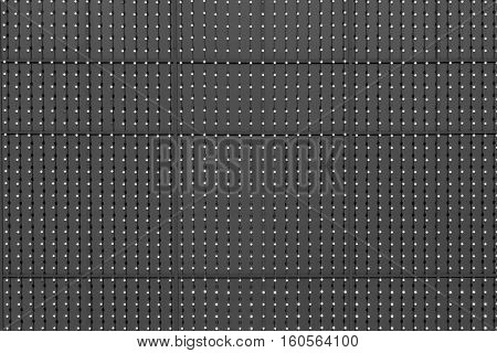 abstract luminescent background leds flickering screen or panel of monochrome tone