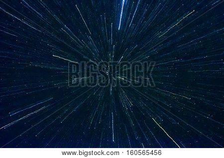 Stars and galaxy outer space sky night universe background