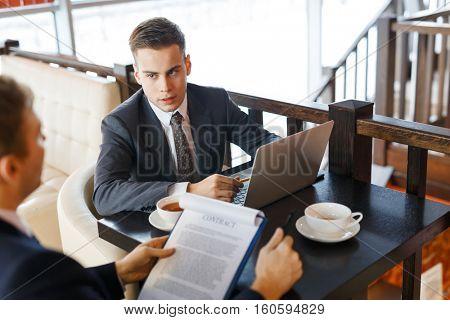 Business negotiating