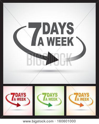 Seven Days Set2 [converted].eps