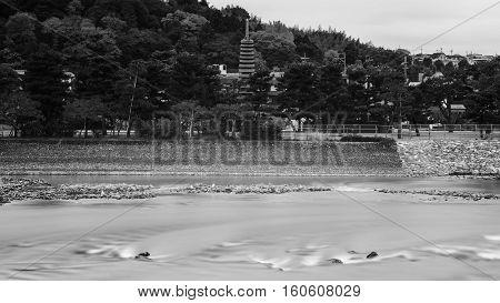 Thirteen Storied Stone Pagoda, Uji