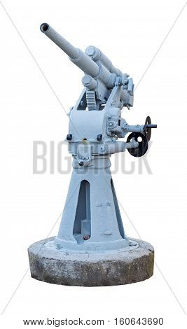 the Ship cannon of period 1941-1945 years