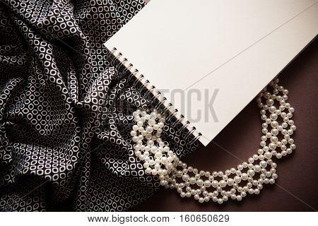 monochrome background with copy space vintage for condolence card