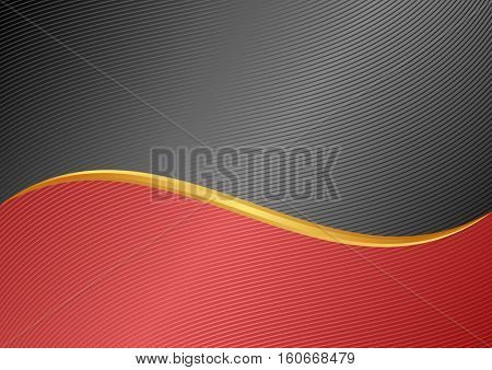 abstract background with texture divided into two