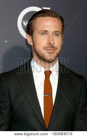 LOS ANGELES - DEC 6:  Ryan Gosling at the