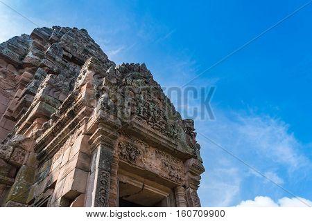 Prasat Hin Phanom Rung Historical Park