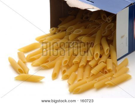 Penne From Box