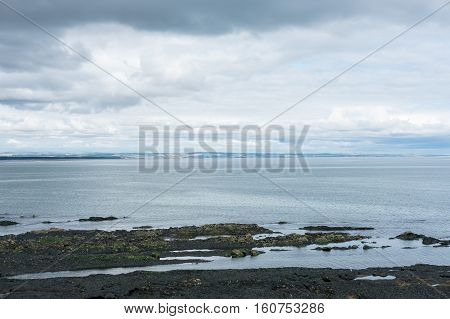 Sea, Beach, Skyline. St. Andrews, Scotland