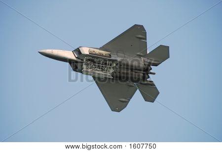 F-22 Raptor Modern Fighter Jet