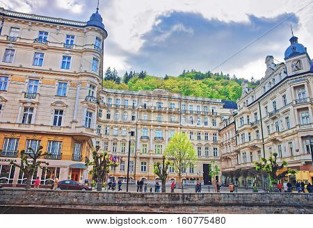 Luxury Grand Hotel Pupp At Promenade Karlovy Vary