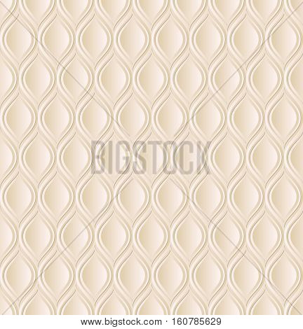 seamless wallpaper with vintage pattern - vector illustration