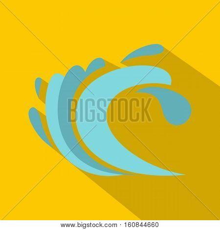 Seaway icon. Cartoon illustration of seaway vector icon for web