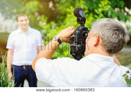 Video Operator Interview