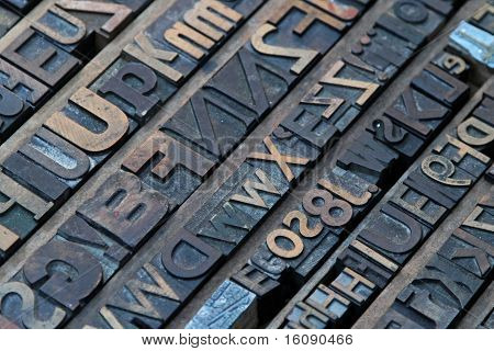 Print Letter Collection