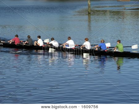 Team Rowing