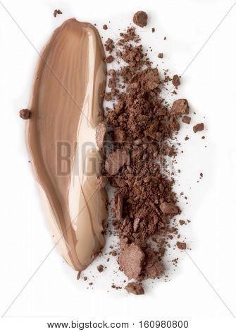 Make-up samples