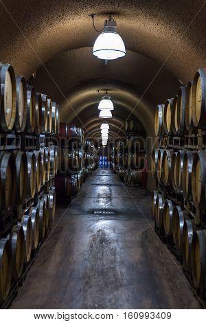 Wine Aging Process