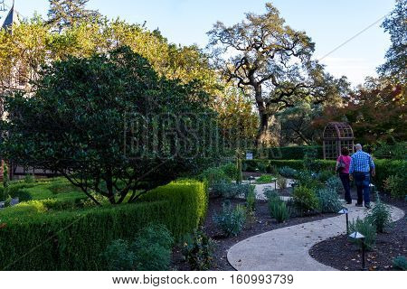 Beautiful Landscaped Gardens