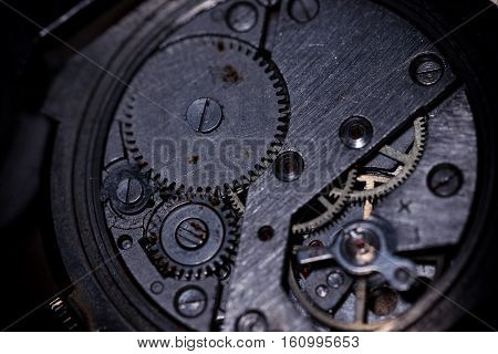 The Process Of Repair  Mechanical Watches
