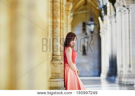Tourist In Vienna, Austria