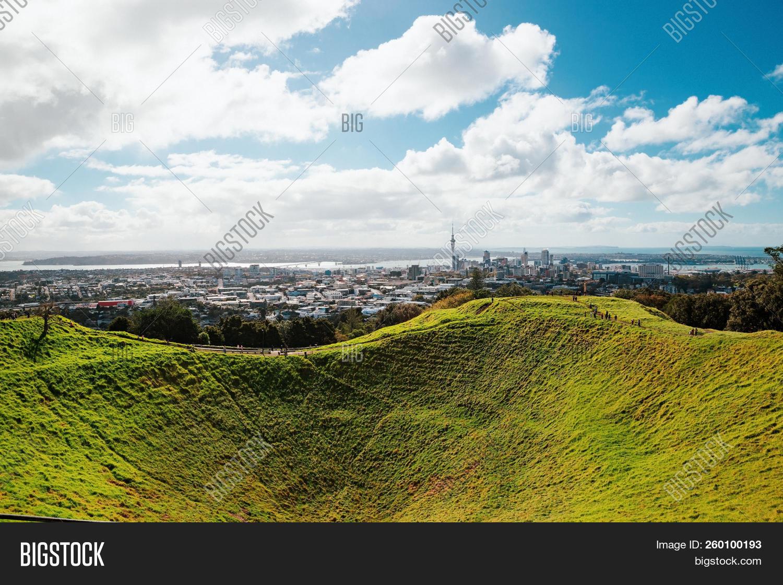 Landscape Auckland Image Photo Free Trial Bigstock