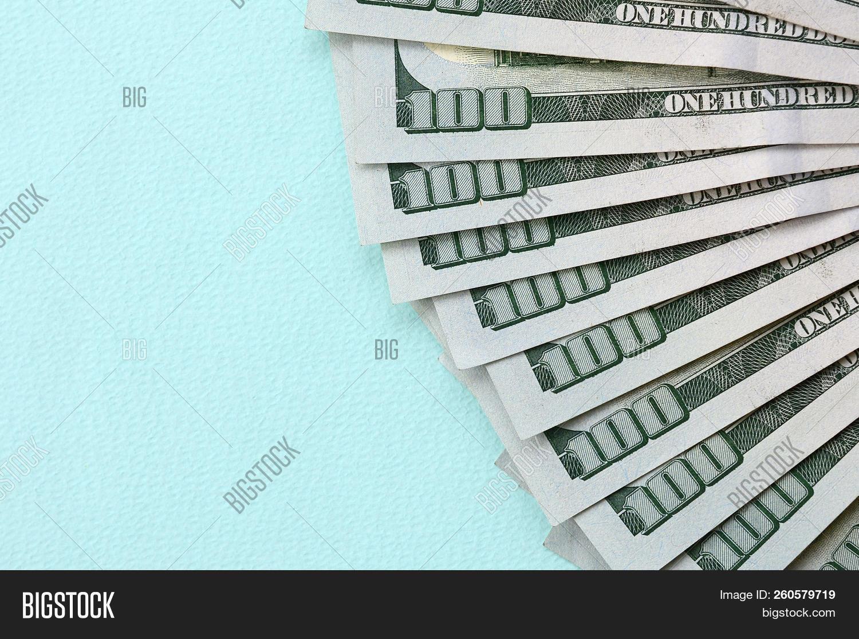 Fan Us Dollar Bills Image & Photo (Free Trial)   Bigstock
