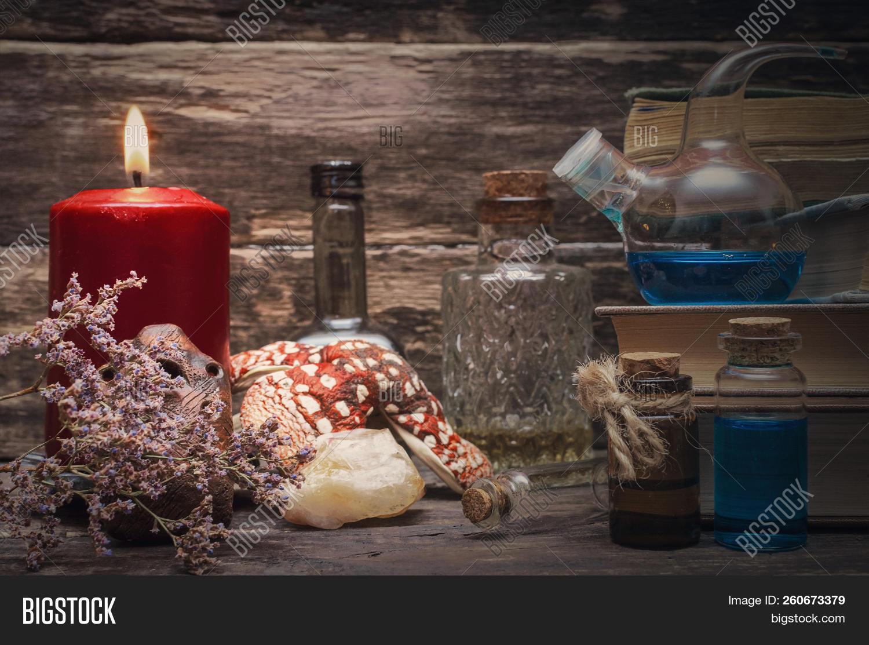 Magic Potion Vial On Image & Photo (Free Trial)   Bigstock