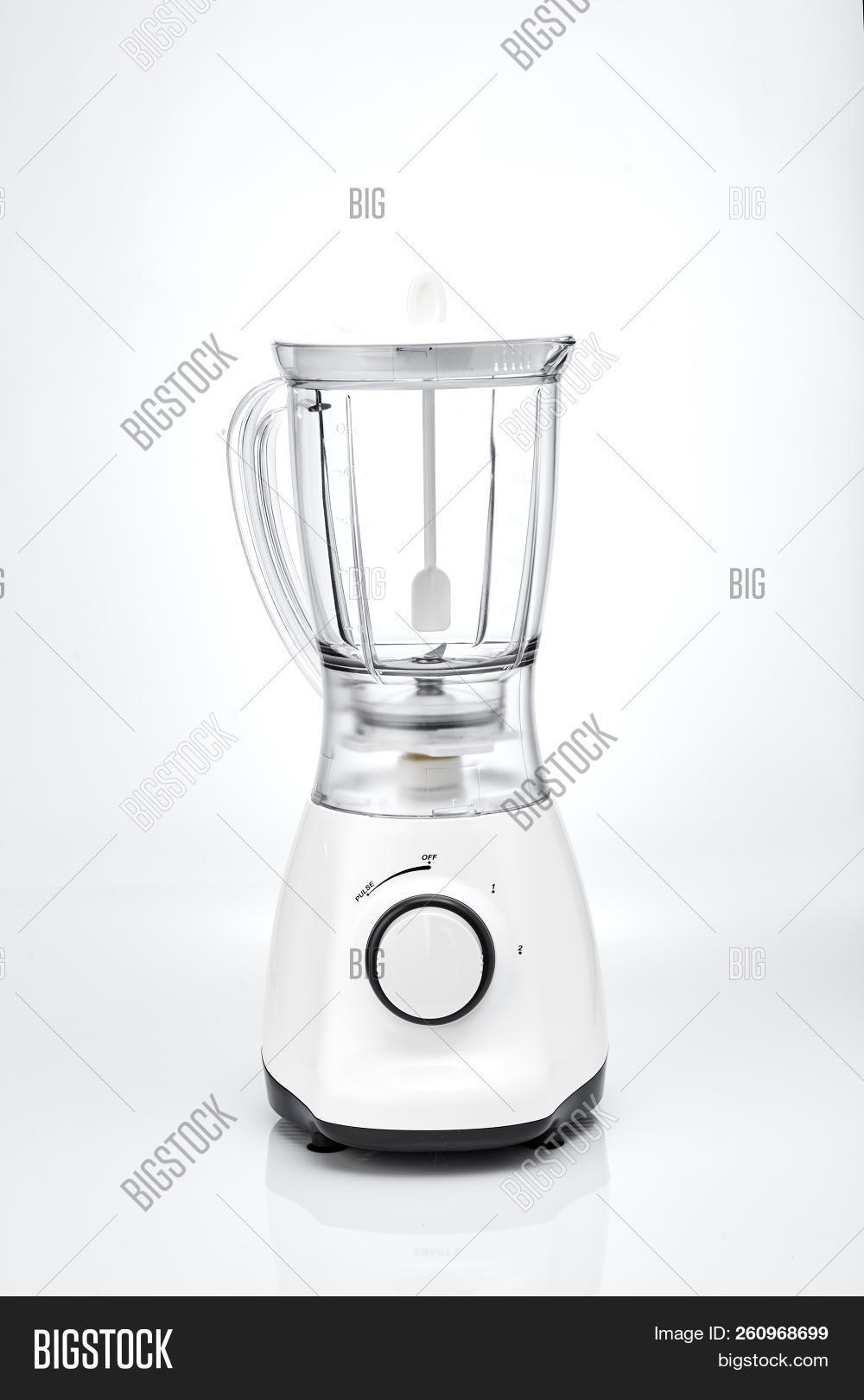 Blender White Electric Juice