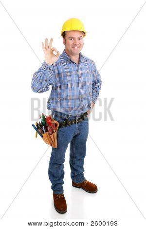 Real Construction Worker - Aokay