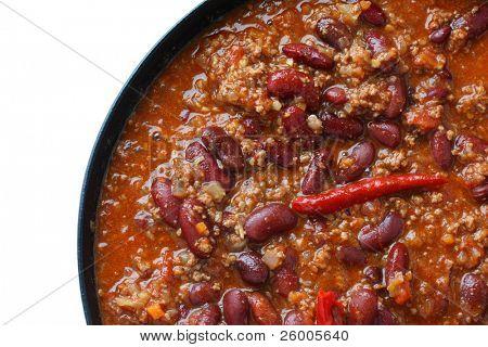 Chilli beans,Chilli con carne