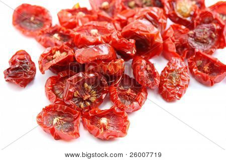 Homemade Sun Dried Tomatoes