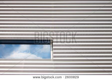 Architectural Detail Modern Building