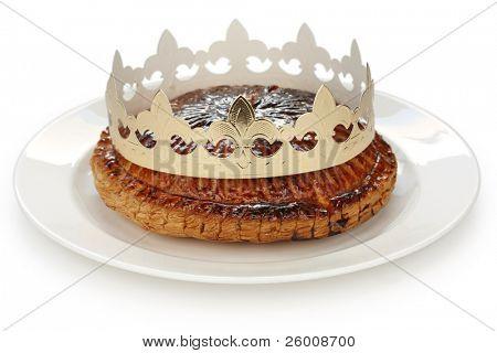 galette des rois , king cake poster