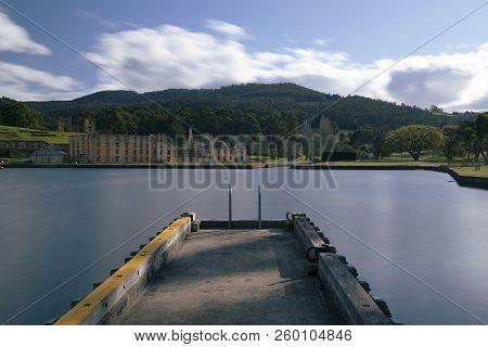 Port Arthur Historical Site In Port Arthur, Tasmania.