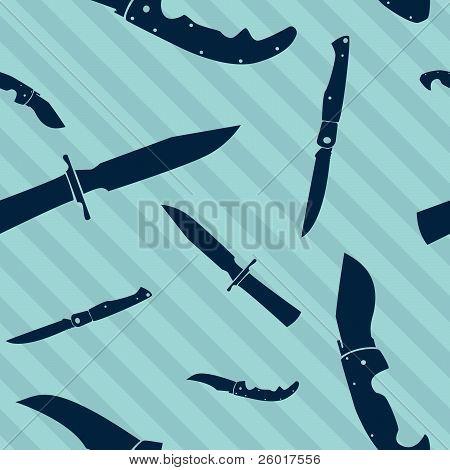 Knife background