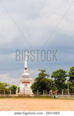 Laos Monument