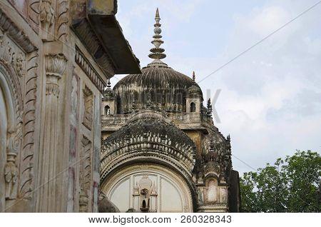 Chhatri Of Maharaja Parikshat. Datia. Madhya Pradesh India