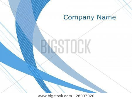 Background for visit card. Vector illustration with space for text or logo