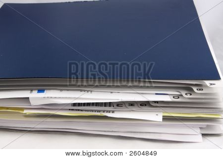 Home Office Paper Filer