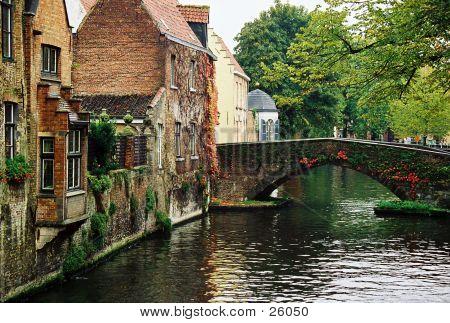Brugge Canal II