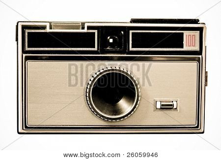 kleine retro film camra