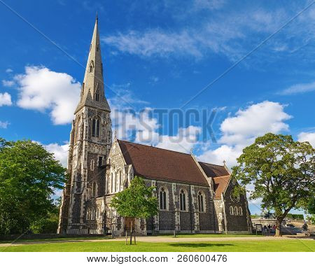 St. Alban's Anglican Church, Locally Often Referred To Simply As The English Church, Is An Anglican