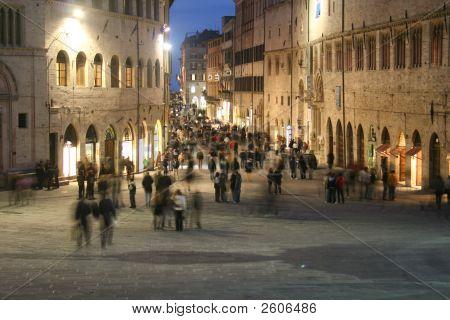 Perugia Passegiata