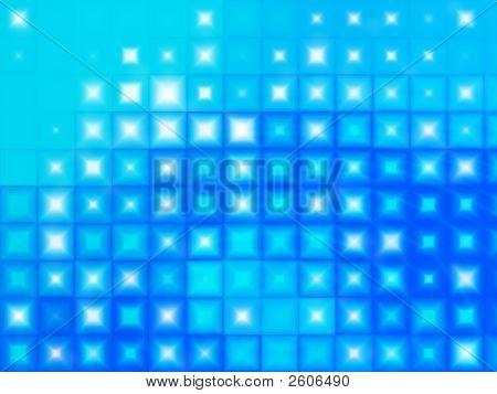 Abstact Ice Sparkle